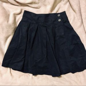 Gap Kid Black Skirt